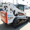 "Compact Track Loader - 3,000 LBS Capacity - 80"" Wide"